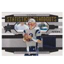 NFL トム・ブレイディ ペイトリオッツ トレーディングカード/スポーツカード 1点物 2008 ジャージ カード 217/250 Donruss