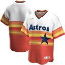 MLB ヒューストン・アストロズ ユニフォーム/ジャージ クーパーズタウン コレクション ナイキ/Nike ホワイト