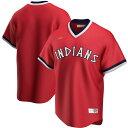 MLB クリーブランド・インディアンス ユニフォーム/ジャージ クーパーズタウン コレクション ナイキ/Nike レッド