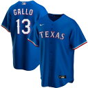 MLB ジョーイ・ギャロ テキサス・レンジャーズ ユニフォーム/ジャージ オルタネート 2020 レプリカ ナイキ/Nike ロイヤル