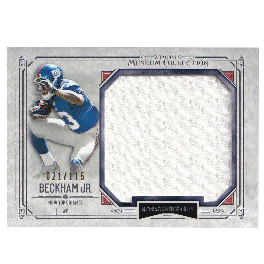 アメリカンフットボール, その他 NFL 2014 Museum Collection Card 021115 Topps