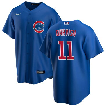 MLB ダルビッシュ有 シカゴ・カブス ユニフォーム/ジャージ 2020 レプリカ ナイキ/Nike ロイヤル