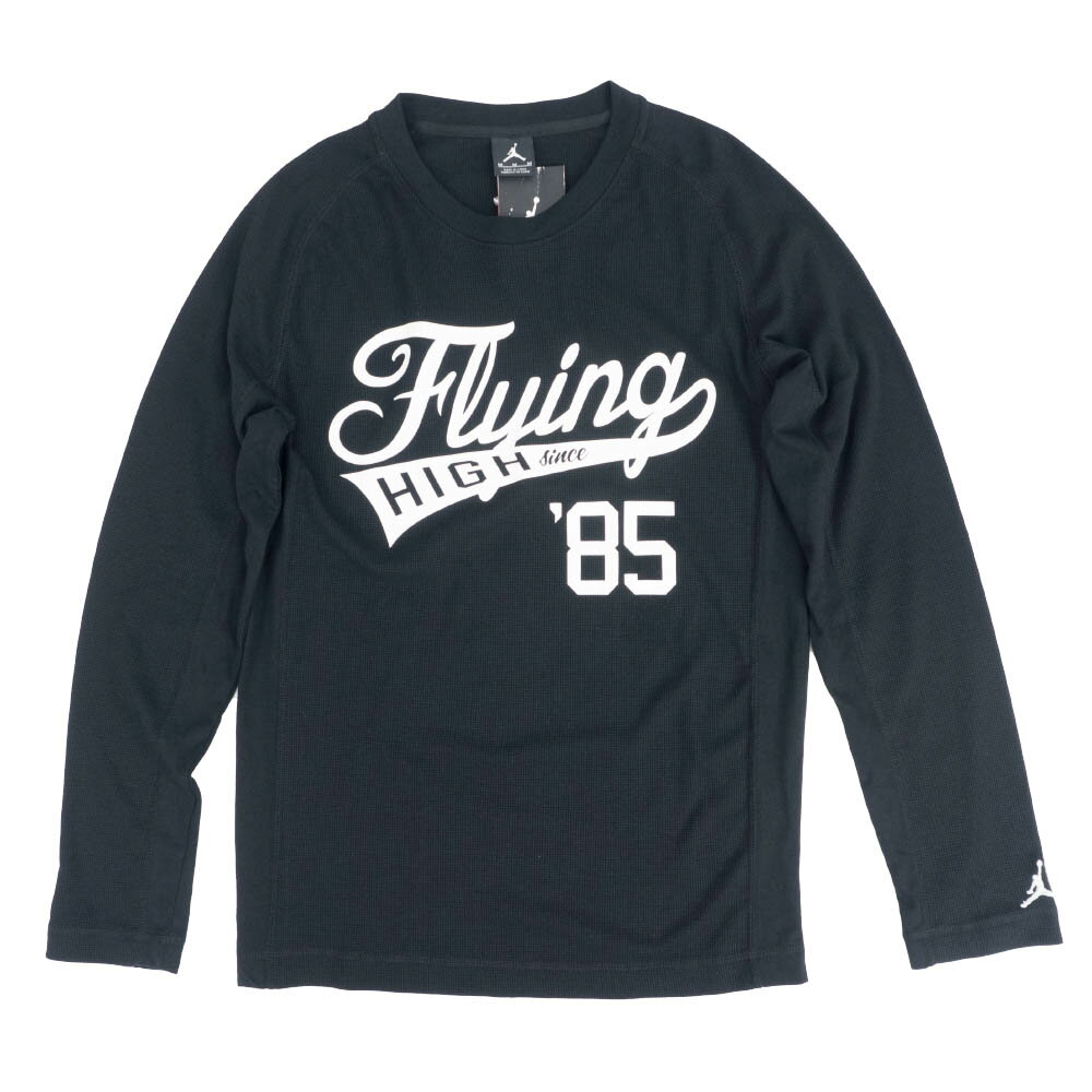 トップス, Tシャツ・カットソー  T JORDAN T Jordan Flying High Since 85 Thermal LS T-ShirtOCSL