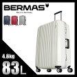 ★9/21(木)12:00〆ワンエントリーでP12倍!バーマス プレステージ2 スーツケース L 83L フレーム Lサイズ 大型 BERMAS 60266