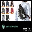 ボディバッグ ビアンキ Bianchi NBTC-01 ユニセックス メンズ レディース ワンショルダー 斜めがけバッグ ボディーバッグ 通勤バッグ 日本正規品 プレゼント