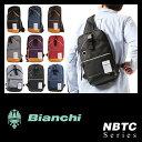 ビアンキ ボディバッグ 日本正規品 Bianchi NBTC-10 ワンショルダーバッグ