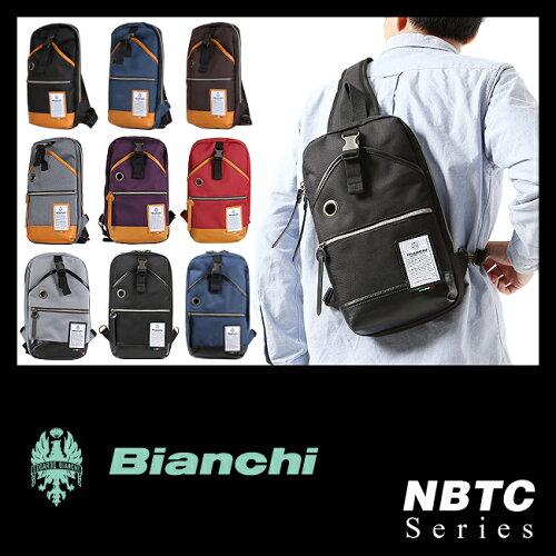 ビアンキ ボディバッグ 日本正規品 Bianchi NBTC-10 メンズ レディース ワンショルダーバッグ