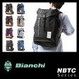 ビアンキ Bianchi リュック 男女兼用 ユニセックス 大容量 リュックサック 日本正規品 NBTC-37 通勤 通学 B4 タウン ギフト