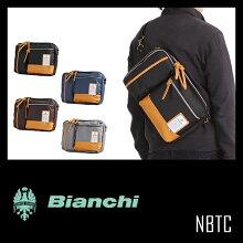 ビアンキボディバッグ【Bianchi】【LBTC-13】【ワンショルダー】【ショルダーバッグ】【バッグ】【チェレステ】【iPad収納】【斜めがけバッグ】【メンズ】【レディース】【ポイント10倍】【楽ギフ_包装】【RCP】【RCPfashion】