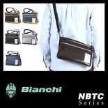 日本正規品ビアンキミニショルダーバッグメンズレディース男女兼用BianchiNBTC-46