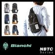 ★緊急開催中!楽天カードでP19倍!ビアンキ ボディバッグ 日本正規品 Bianchi NBTC-01 メンズ レディース ワンショルダーバッグ