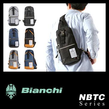 ビアンキ ボディバッグ ワンショルダーバッグ Bianchi NBTC-01 ママ割