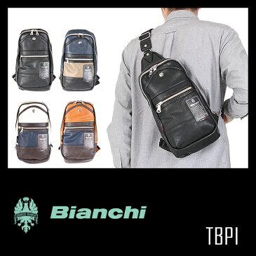 ビアンキ ボディバッグ ワンショルダーバッグ Bianchi TBPI-02 ママ割