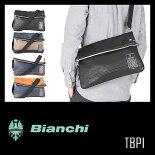ビアンキクラッチショルダーバッグ日本正規品BianchiTBPI-03