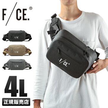 エフシーイー F/CE. ウエストバッグ メンズ / 完全防水 ウエストポーチ ブランド FCE DRY