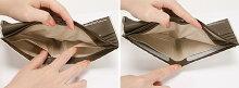 キャサリンハムネット二つ折り財布カラーテーラードKATHARINEHAMNETT490-51905革財布メンズレディース