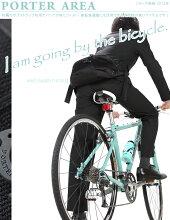 吉田カバンポーターエリア/ポーターエリアウエストバッグ【PORTERAREA】【517-07302】【ビジネスバッグ自転車クロスバイク通勤バッグ】【楽ギフ_包装】