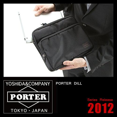 吉田カバン ポーター ディル タブレットケース ポーターディル iPad B5 PORTER DILL 653-08880