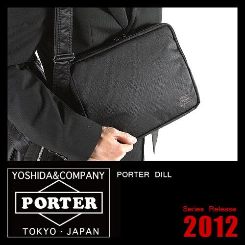 吉田カバン ポーター ディル マルチオーガナイザー iPad パスポートケース PORTER 653-09753