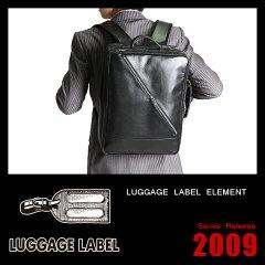 吉田カバン ラゲッジレーベル エレメント ビジネスバッグ 3way 本革 革 レザー メンズ …
