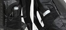 吉田カバンポータータクティカルリュック【防水ロールトップブラック】【PORTER654-07076】
