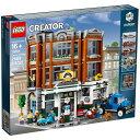 レゴ (LEGO) クリエイター エキスパート 街角のガレージ 10264