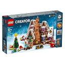 レゴ (LEGO) クリエイター エキスパート ジンジャーブレッドハウス 10267
