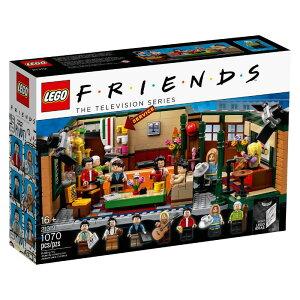 レゴ IDEAS 21319 セントラル・パーク フレンズ