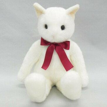 スターチャイルド ぬいぐるみ ムーニーキャット M 42cm ホワイト【送料無料】(ネコ、ねこ、猫、キャット、人形、玩具、おもちゃ、ぬいぐるみ、キャラクターグッズ、プレゼントに最適)
