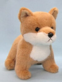 スターチャイルドぬいぐるみ柴犬立型【送料無料】(イヌ、いぬ、犬、ドッグ、人形、玩具、おもちゃ)