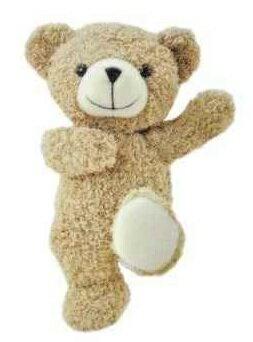 ラッピーベア(L)ココアブラウン(L5881821)【送料無料】(テディベア、クマ、くま、熊、人形、玩具、おもちゃ、ぬいぐるみ、キャラクターグッズ)