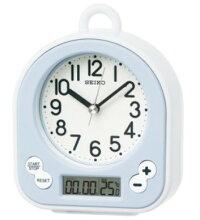 セイコー生活防水時計BZ358L【送料無料】(置時計、卓上時計、インテリアクロック)