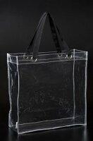 透明ビニールバッグ★CB-4040★【送料無料】(プールバック、ショルダーバッグ、カバン、かばん、鞄)