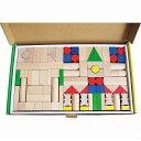 ウッドランドつみき100ピース 8316 【送料無料】(おもちゃ、玩具、木のおもちゃ、積み木、知育玩具)