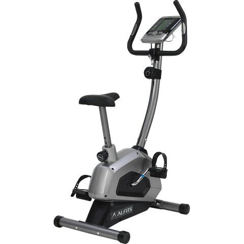 アルインコ エアロマグネティックバイクブラック/AFB5215【送料無料】(ダイエット、エクササイズ、フィットネス、筋トレ、トレーニング)