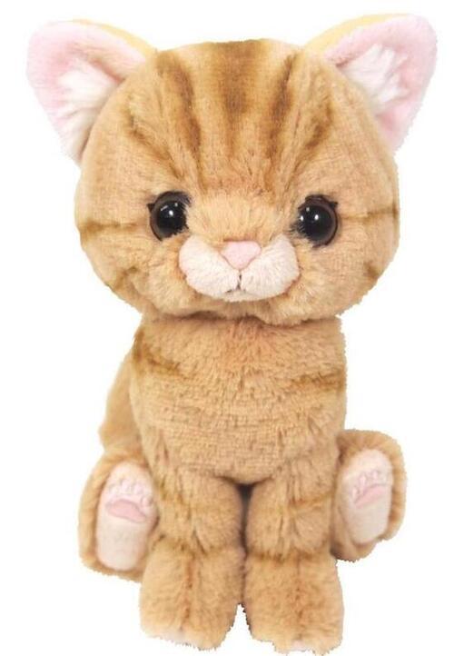 おもちゃ, ぬいぐるみ Kitten BR 16.5cm P-7531-1 9201591
