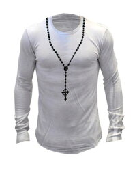 【THE SAINTS SINPHONY/セインツシンフォニー】AMSTERDAM・Tシャツ(長袖・ホワイト・WHT)/メンズ【インポート】【セレカジ】【正規品】