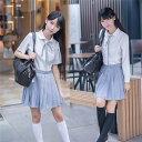 セーラー 女の子 入学式 スーツ 卒業式 制服上下セット 学...