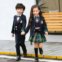 2b5b73059bfe2 子供 入学式 スーツ キッズ 卒業式 男の子 女の子 制服 上下セット フォーマル 学生服 ニット
