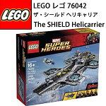 LEGOレゴ76042ザ・シールドヘリキャリアマーベルスーパーヒーローズアベンジャーズ国際諜報組織S.H.I.E.L.D(シールド)超巨大空母TheSHIELDHelicarrier