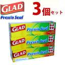マジックラップ GLAD グラッド Press'n Seal プレス&シール 多用途シールラップ 3個セットマジ...