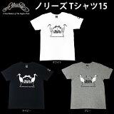 [NORIES/ノリーズ] NORIES Tshirt15 ノリーズ Tシャツ15 NORIES×TechStard [1着までゆうパケット 送料360円対応] 釣り ブラックバス バスフィッシング テクスタード 伊藤巧