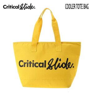 TCSS,Critical Slide,ティーシーエスエス/クーラーバッグ/COOLER TOTE BAG/YELLOW・イエロー/保冷/保温/トートバッグ 【あす楽 対応】