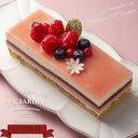 【フランボワーズ】お取り寄せ ケーキ デコレーションケーキ 誕生日ケーキ ギフト 記念日 苺 ムース お祝い プレゼント パーティー おうち時間 母の日 お取り寄せスイーツ 2〜4人前