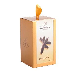 GODIVA ゴディバ オランジェ チョコレート 105g オレンジピールのフルーティーな味わい