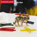 Kikkerland キッカーランド Tricky Tiger トリッキータイガー KGG143 / バランスゲーム ジェンガ 玩具 知育玩具 おもちゃ おもしろ雑貨 アメリカン雑貨 ユニーク雑貨【あす楽対応】