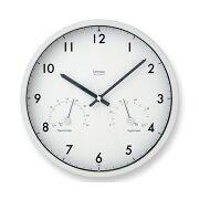 レムノス ブラウン 掛け時計 タカタレムノス