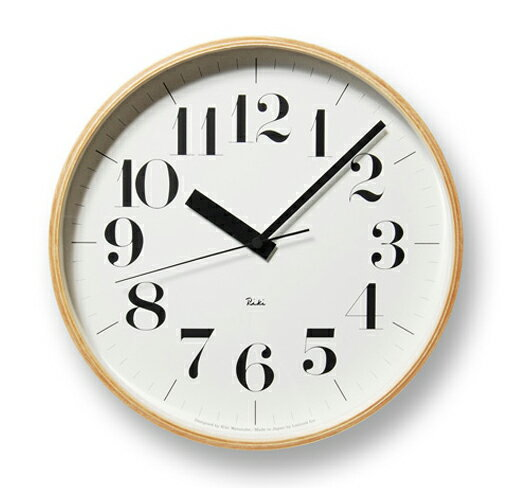 【HLS_DU】 Lemnos ナチュラル カンパーニュ 【1520】 【RCP】 Campagne (レムノス) 着後レビュー記入応募ご連絡で500円クーポンプレゼント 電波時計