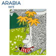 \★マラソン連動セール★/Arabia アラビア ムーミンデコツリー ムーミンママ 151×189mm / Moomin Deco Tree Moominmamma 壁掛け用プレート インテリア 壁飾り 北欧