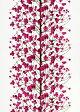 2/18〜2/25エントリーでポイント10倍★【メール便なら10個迄送料164円】Marimekko マリメッコ Lumimarja ルミマルヤ ピンク ファブリック生地 10cm単位の切り売り 綿100%生地 コットン100%生地 北欧